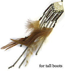 boot-embellish-feathers-brwnchain