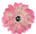 Light Pink Gerbera Flower with Rhinestone